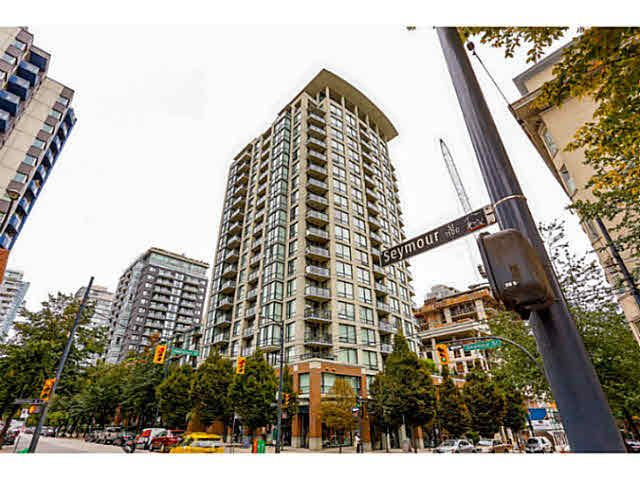 """Main Photo: 605 1082 SEYMOUR Street in Vancouver: Downtown VW Condo for sale in """"FREESIA"""" (Vancouver West)  : MLS®# V1140454"""