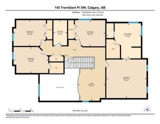 Photo 44: 145 TREMBLANT Place SW in Calgary: Springbank Hill Detached for sale : MLS®# A1024099