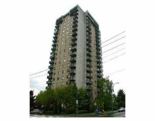 Main Photo: 702 145 ST GEORGES Ave in TALISMAN TOWERS: Home for sale : MLS®# V694361