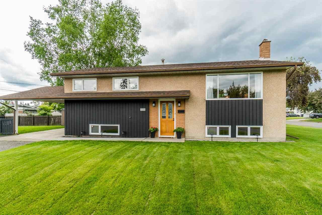 Main Photo: 3351 HAMMOND Avenue in Prince George: Quinson House for sale (PG City West (Zone 71))  : MLS®# R2592781