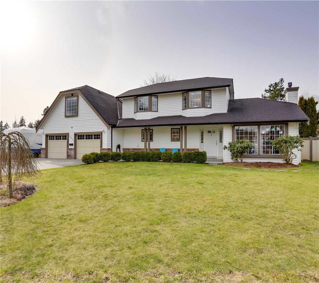 Main Photo: 3331 197A Street in Langley: Brookswood Langley House for sale : MLS®# R2554660