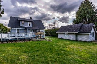 Photo 35: 33565 1ST Avenue in Mission: Mission BC House for sale : MLS®# R2557377