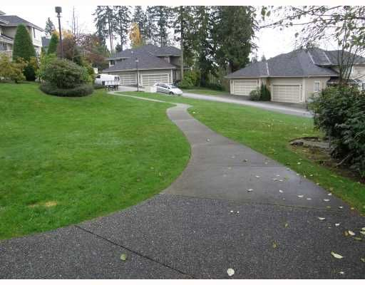 """Main Photo: 20 181 RAVINE Drive in Port_Moody: Heritage Mountain Townhouse for sale in """"THE VIEWPOINT"""" (Port Moody)  : MLS®# V741750"""
