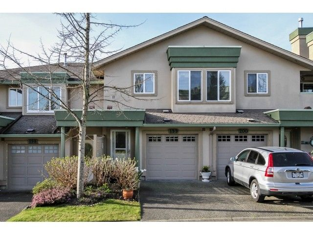 "Main Photo: 199 13888 70TH Avenue in Surrey: East Newton Townhouse for sale in ""CHELSEA GARDENS"" : MLS®# F1434135"