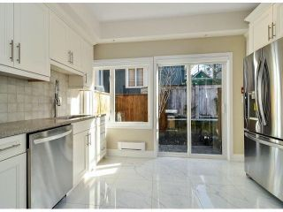 """Photo 6: 1814 E PENDER Street in Vancouver: Hastings Townhouse for sale in """"AZALEA HOMES"""" (Vancouver East)  : MLS®# V1051710"""