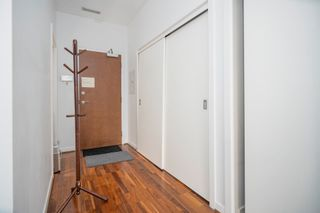 """Photo 10: 413 1333 W GEORGIA Street in Vancouver: Coal Harbour Condo for sale in """"Qube Building"""" (Vancouver West)  : MLS®# R2602829"""