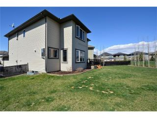 Photo 42: 112 WEST POINTE Manor: Cochrane House for sale : MLS®# C4116504