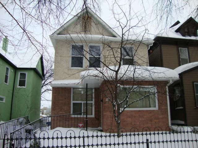 FEATURED LISTING: 637 Bannatyne Avenue Winnipeg