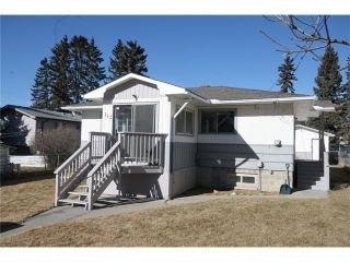 Photo 2: 112 POWELL Street: Cochrane House for sale : MLS®# C4052948