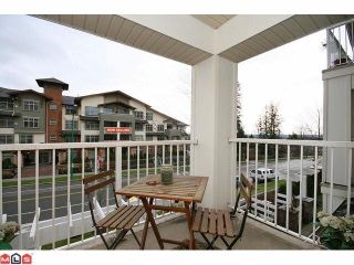 """Photo 10: 207 19388 65TH Avenue in Surrey: Clayton Condo for sale in """"THE LIBERTY"""" (Cloverdale)  : MLS®# F1028523"""