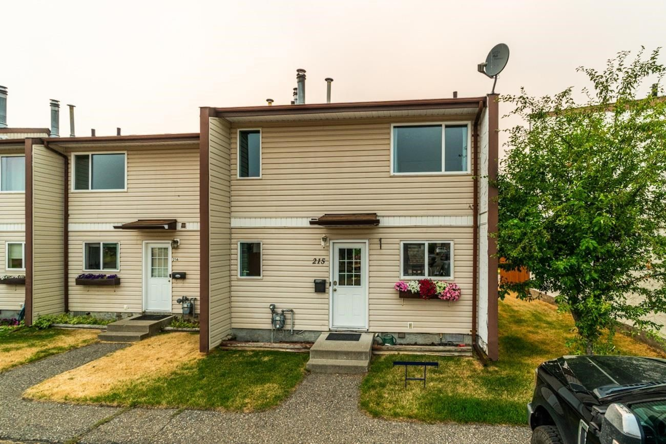 Main Photo: 215 4344 JACKPINE Avenue in Prince George: Lakewood Townhouse for sale (PG City West (Zone 71))  : MLS®# R2602431