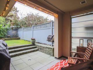 """Photo 5: 101 3023 W 4TH Avenue in Vancouver: Kitsilano Condo for sale in """"DELANO"""" (Vancouver West)  : MLS®# R2028872"""
