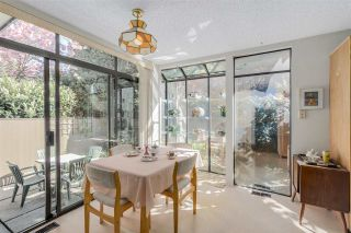 """Photo 10: 4418 YEW Street in Vancouver: Quilchena Townhouse for sale in """"ARBUTUS WEST"""" (Vancouver West)  : MLS®# R2055767"""