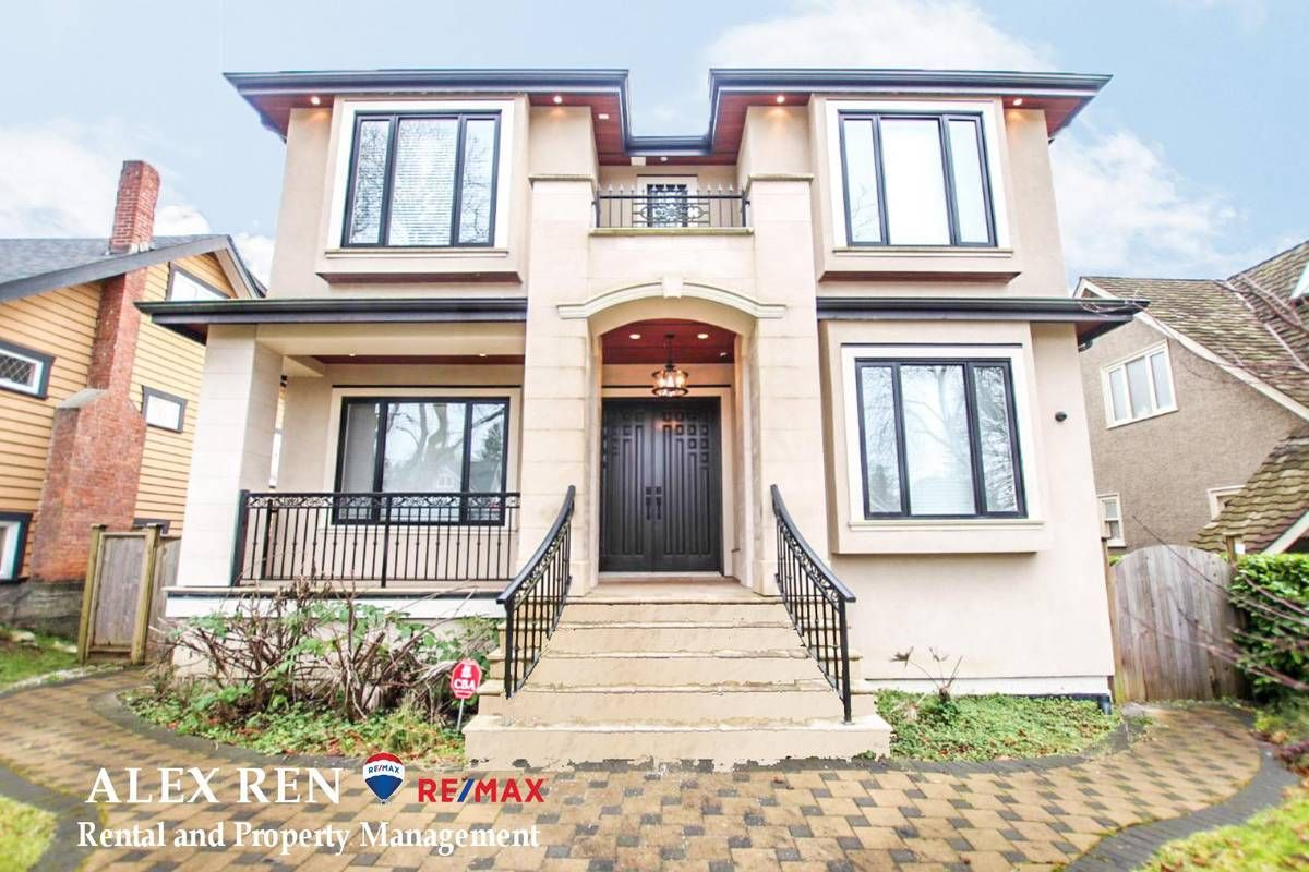 Main Photo:  in Vancouver: Dunbar House for rent (Vancouver West)  : MLS®# AR089
