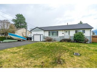 Photo 1: 9500 CARLETON Street in Chilliwack: Chilliwack E Young-Yale House for sale : MLS®# R2542266