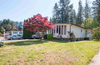 """Photo 16: 48 2305 200 Street in Langley: Brookswood Langley Manufactured Home for sale in """"CEDAR LANE"""" : MLS®# R2061584"""