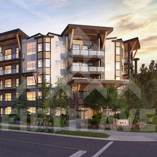 """Photo 1: 405 20829 77A Avenue in Langley: Willoughby Heights Condo for sale in """"The Wex"""" : MLS®# R2204457"""