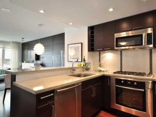 "Photo 6: 205 1690 W 8TH Avenue in Vancouver: Fairview VW Condo for sale in ""MUSEE"" (Vancouver West)  : MLS®# V817853"
