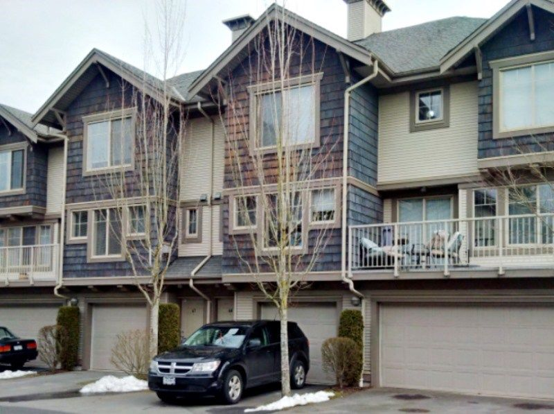 """Main Photo: 46 20761 DUNCAN Way in Langley: Langley City Townhouse for sale in """"WYNDHAM LANE"""" : MLS®# R2139171"""