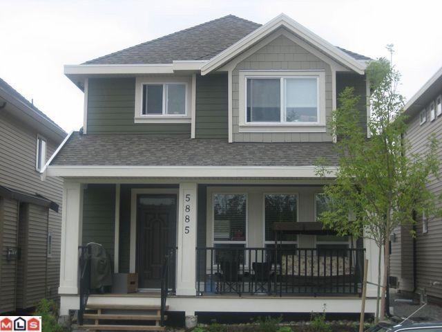Main Photo: 5855 130 Street in Surrey: Panorama Ridge House for sale : MLS®# F1401669