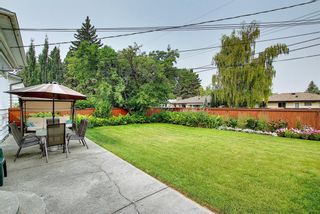 Photo 30: 121 Hallbrook Drive SW in Calgary: Haysboro Detached for sale : MLS®# A1134285