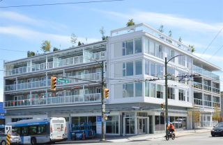 Photo 1: 211 2508 FRASER STREET in Vancouver: Mount Pleasant VE Condo for sale (Vancouver East)  : MLS®# R2589675