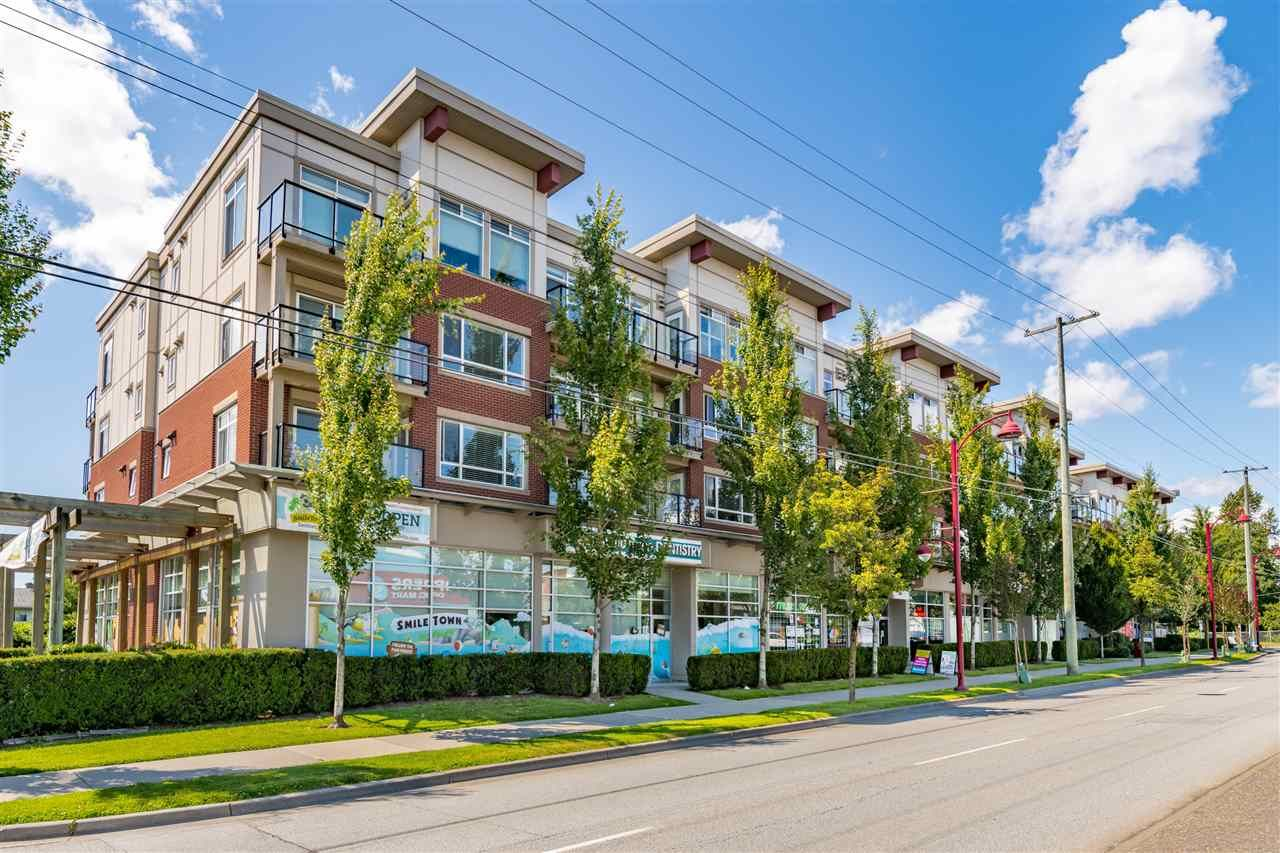 "Main Photo: 413 7511 120 Street in Delta: Scottsdale Condo for sale in ""ATRIA"" (N. Delta)  : MLS®# R2499482"