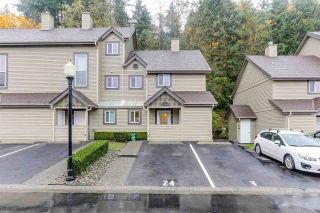 Photo 1: 24 2736 ATLIN Place in Coquitlam: Coquitlam East Townhouse for sale : MLS®# R2414933