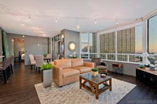 Photo 6: DOWNTOWN Condo for sale : 2 bedrooms : 700 W Harbor Dr #1503 in San Diego