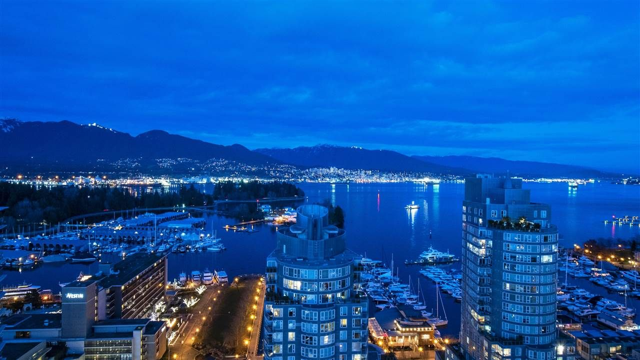 "Main Photo: 2501 620 CARDERO Street in Vancouver: Coal Harbour Condo for sale in ""Cardero"" (Vancouver West)  : MLS®# R2532352"