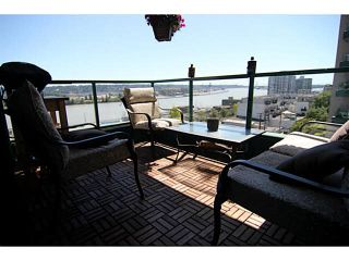 """Photo 4: 502 410 CARNARVON Street in NEW WEST: Downtown NW Condo for sale in """"CARNARVON PLACE"""" (New Westminster)  : MLS®# V1127823"""