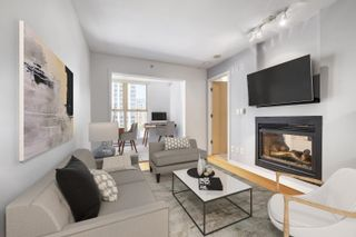 """Photo 3: 2105 969 RICHARDS Street in Vancouver: Downtown VW Condo for sale in """"Mondrian II"""" (Vancouver West)  : MLS®# R2603346"""
