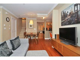 Photo 4: 29 638 W 6TH Avenue in Vancouver: Fairview VW Townhouse for sale (Vancouver West)  : MLS®# V1039662