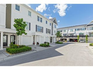 """Main Photo: 42 27735 ROUNDHOUSE Drive in Abbotsford: Aberdeen Townhouse for sale in """"Roundhouse"""" : MLS®# R2593710"""