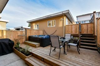 Photo 31: 5496 NORFOLK ST Street in Burnaby: Central BN 1/2 Duplex for sale (Burnaby North)  : MLS®# R2549927