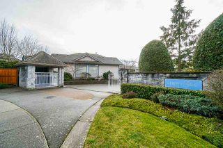 "Photo 1: 15 4725 221 Street in Langley: Murrayville Townhouse for sale in ""SUMMERHILL GATE"" : MLS®# R2533516"