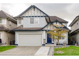 """Photo 1: 18186 66A Avenue in Surrey: Cloverdale BC House for sale in """"The Vineyards"""" (Cloverdale)  : MLS®# R2510236"""