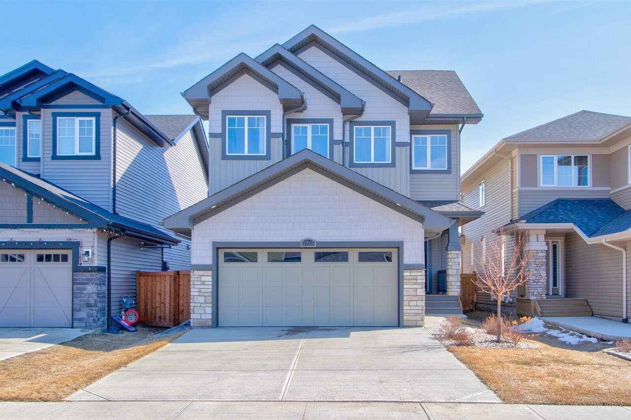 Main Photo: 5715 Allbright Court in Edmonton: Zone 55 House for sale : MLS®# E4238604