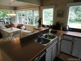 Photo 6: SHAWNIGAN LAKE  REAL ESTATE = SHAWNIGAN LAKE HOME For Sale SOLD With Ann Watley