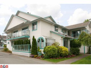 """Photo 1: 706 21937 48TH Avenue in Langley: Murrayville Townhouse for sale in """"ORANGEWOOD"""" : MLS®# F1026871"""
