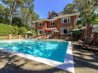 Photo 18: 3125 Uplands Rd in VICTORIA: OB Uplands House for sale (Oak Bay)  : MLS®# 696006