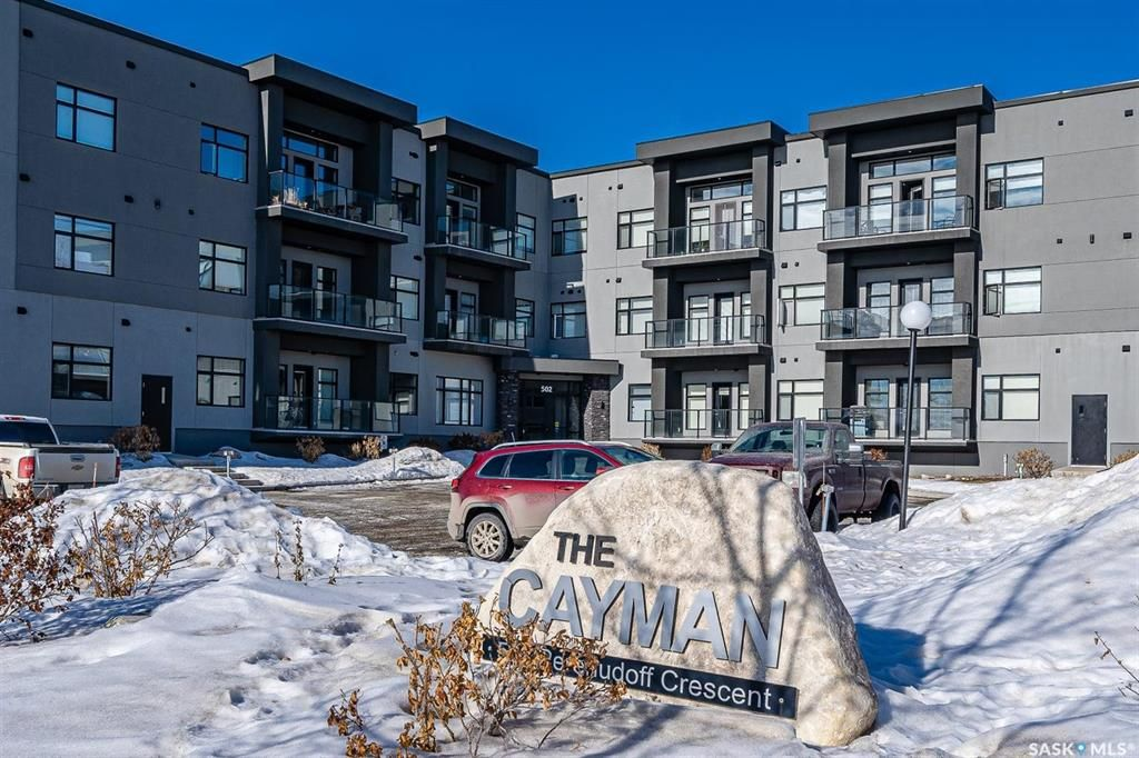 Main Photo: 305 502 Perehudoff Crescent in Saskatoon: Erindale Residential for sale : MLS®# SK842505