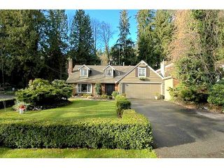 Photo 1: 1185 SEYMOUR Boulevard in North Vancouver: Seymour NV House for sale : MLS®# V929783