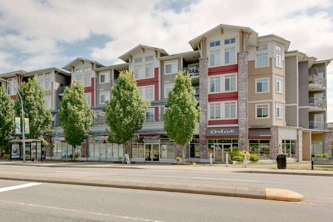 """Main Photo: 324 12350 HARRIS Road in Pitt Meadows: Central Meadows Condo for sale in """"KEY STONE"""" : MLS®# R2131039"""