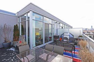 Photo 9: 201 Carlaw Ave Unit #803 in Toronto: South Riverdale Condo for sale (Toronto E01)  : MLS®# E3697756