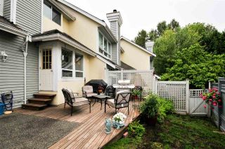 """Photo 19: 8469 PORTSIDE Court in Vancouver: Fraserview VE Townhouse for sale in """"RIVERSIDE TERRACE"""" (Vancouver East)  : MLS®# R2190962"""