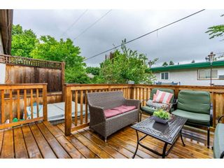 "Photo 19: 6 33918 MAYFAIR Avenue in Abbotsford: Central Abbotsford Townhouse for sale in ""Clover Place"" : MLS®# R2385034"