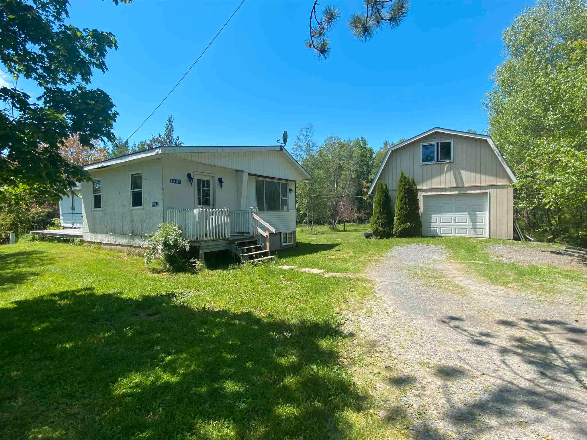 Main Photo: 1983 North River Road in Mosherville: 403-Hants County Residential for sale (Annapolis Valley)  : MLS®# 202114155