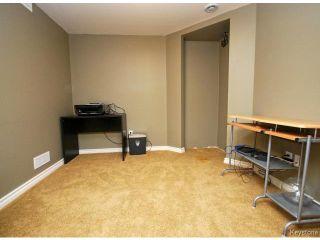 Photo 15: 146 Danbury Bay in WINNIPEG: Westwood / Crestview Residential for sale (West Winnipeg)  : MLS®# 1410862