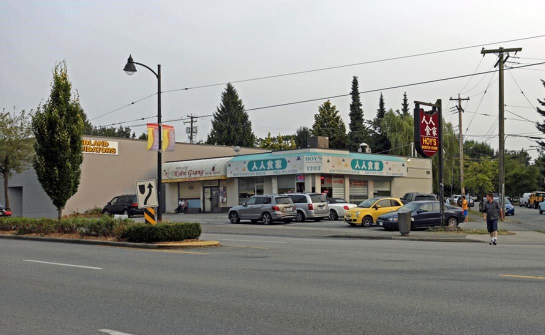 Main Photo: 1202 KINGSWAY in Vancouver: Knight Land Commercial for sale (Vancouver East)  : MLS®# C8038108